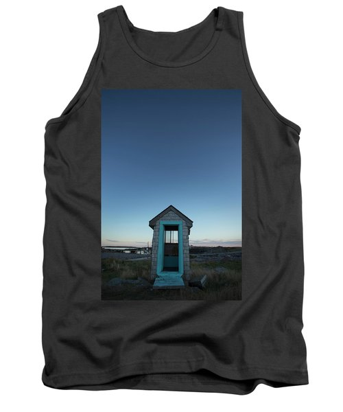 Outhouse, Matinicus Island, Knox Tank Top