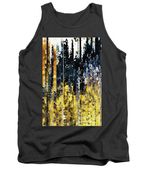 1 Peter 1 7. Tested By Fire Tank Top