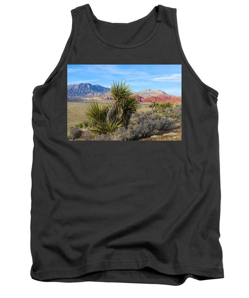 Red Rock Canyon National Conservation Area Tank Top