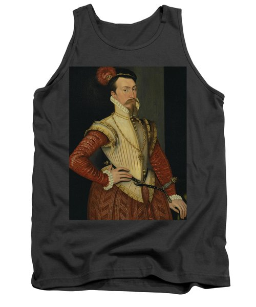 Robert Dudley, 1st Earl Of Leicester Tank Top