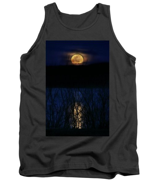 Snow Moon Tank Top