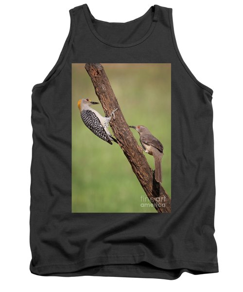 The Stare Down Tank Top