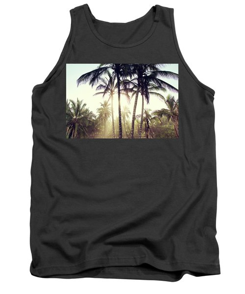 Ticla Palms Tank Top