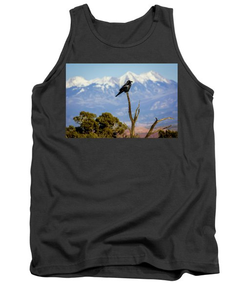 Tank Top featuring the photograph Winter Is Coming by David Morefield