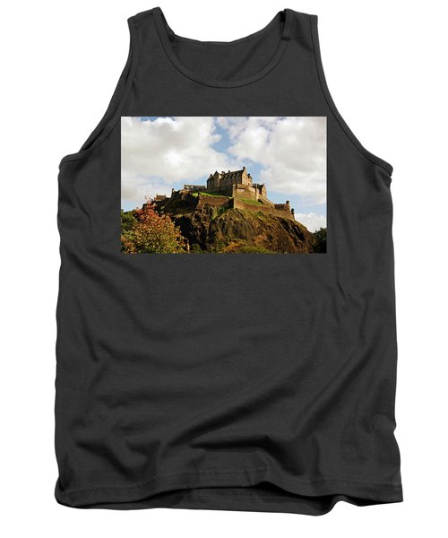 19/08/13 Edinburgh, The Castle. Tank Top