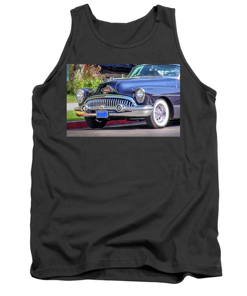 1953 Buick Skylark - Chrome And Grill Tank Top