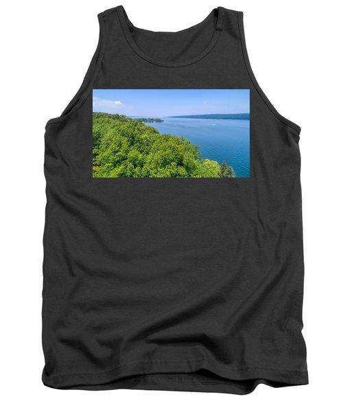 Cayuga Lake  Tank Top