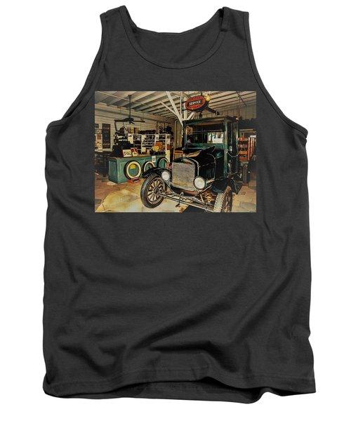 My Garage Tank Top