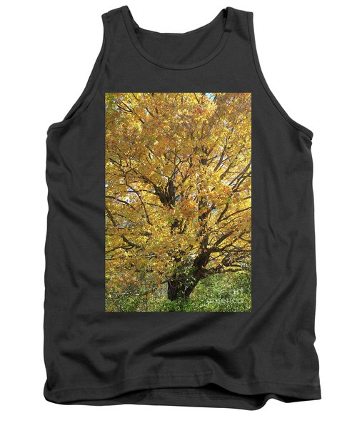 2018 Edna's Tree Up Close Tank Top