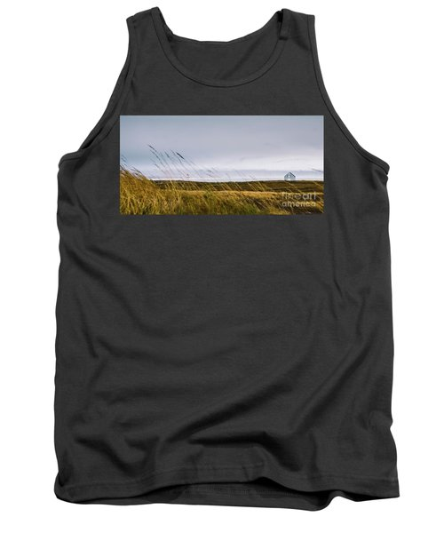 Beautiful Panoramic Photos Of Icelandic Landscapes That Transmit Beauty And Tranquility. Tank Top