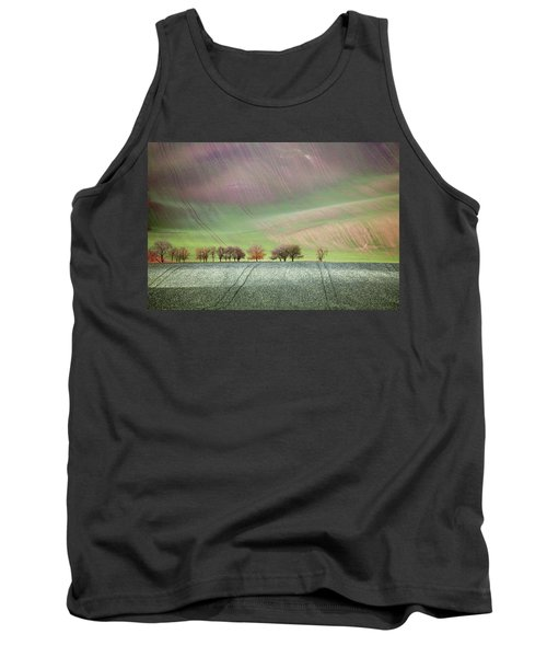 Autumn In South Moravia 3 Tank Top