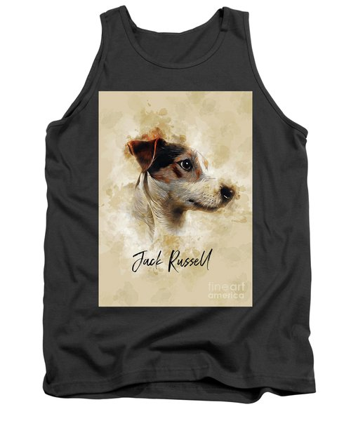 Jack Russell Tank Top