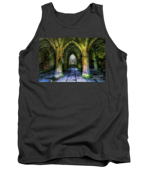 Valle Crucis Abbey Tank Top