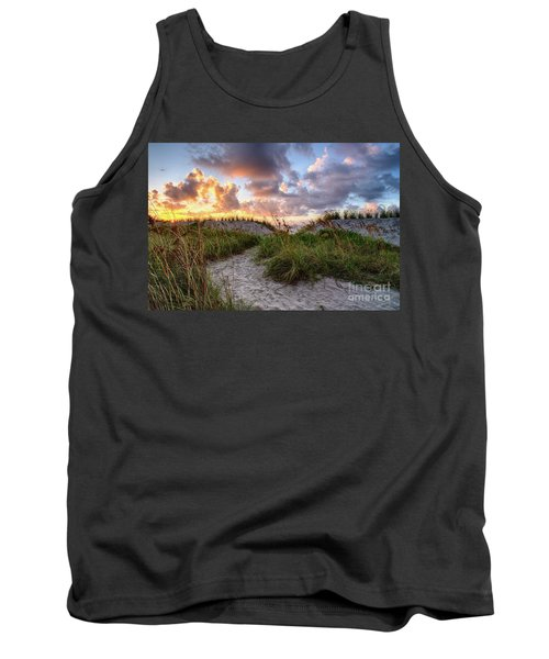 48th Ave. Sunrise North Myrtle Beach Tank Top