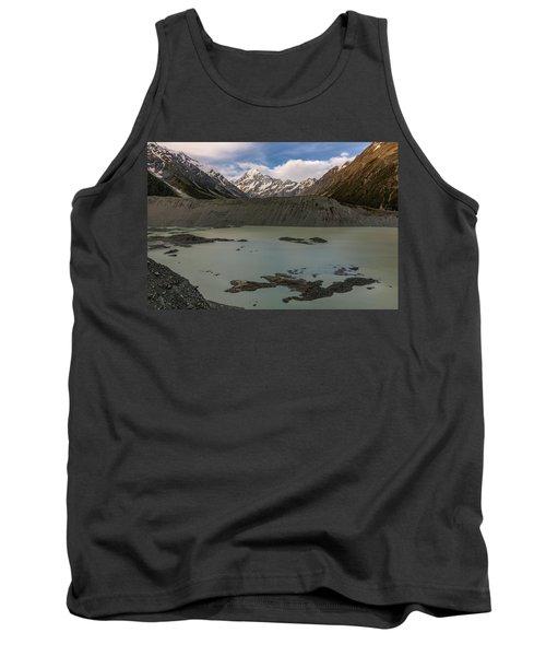Mount Cook - New Zealand Tank Top