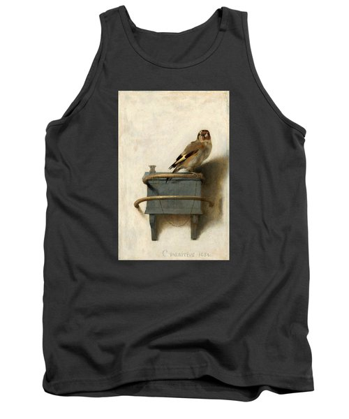The Goldfinch Tank Top