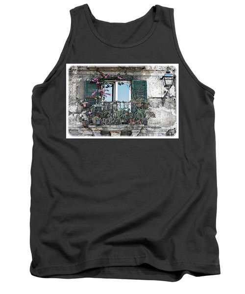 A Balcony In Palermo Tank Top