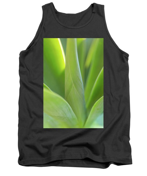 A Bouquet Of Leaves Tank Top