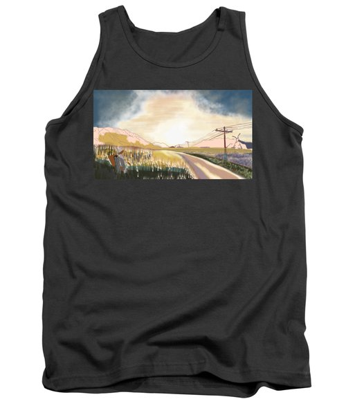 A Country Road Tank Top