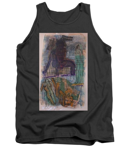 A Pawn On Life's Board Tank Top