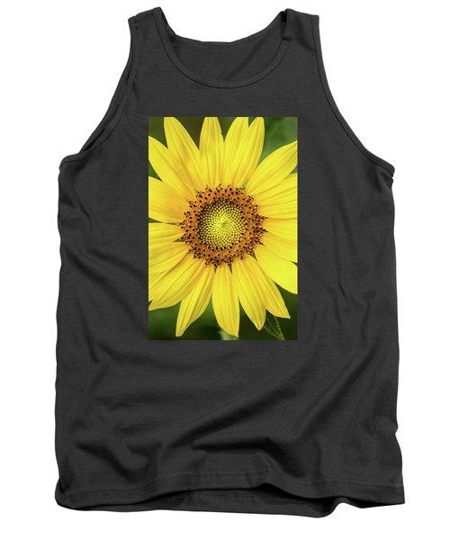 A Perfect Sunflower Tank Top