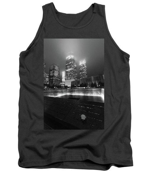 A Rose In The Darkness Tank Top
