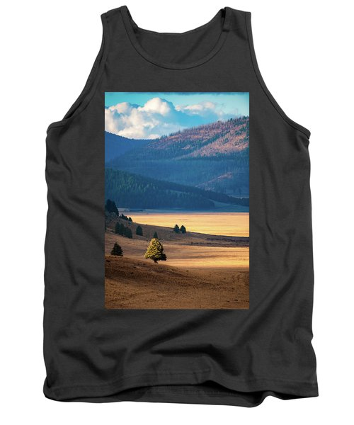 A Slice Of Caldera Tank Top