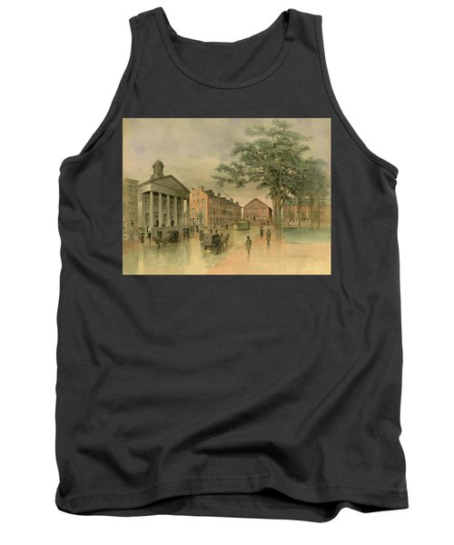 A Southwestern View Of Washington Square Tank Top