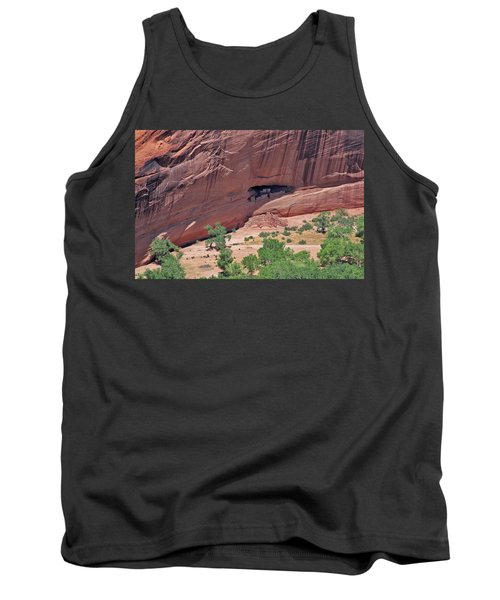 Abandonded Shelter Tank Top