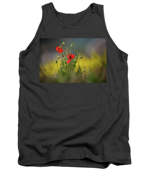 About Little Bee Tank Top