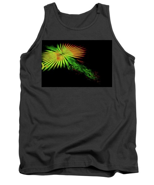 Abstract 47 Tank Top