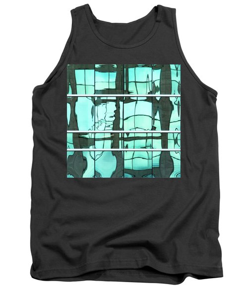 Abstritecture 36 Tank Top
