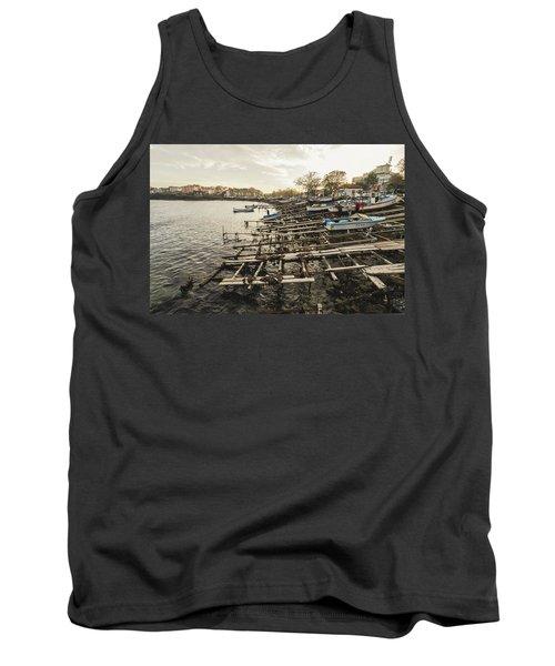 Ahtopol Fishing Town Tank Top
