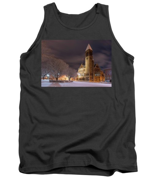 Albany City Hall Tank Top