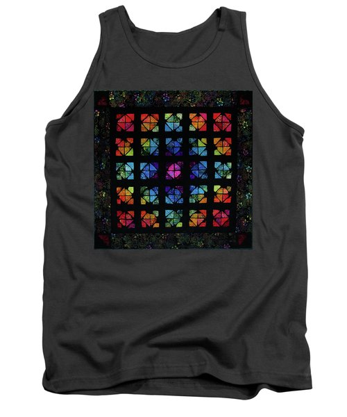 All The Colors Tank Top