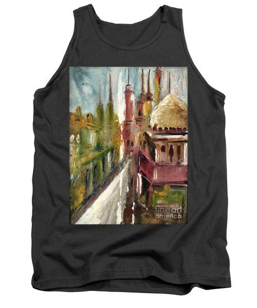 Mosque  Tank Top
