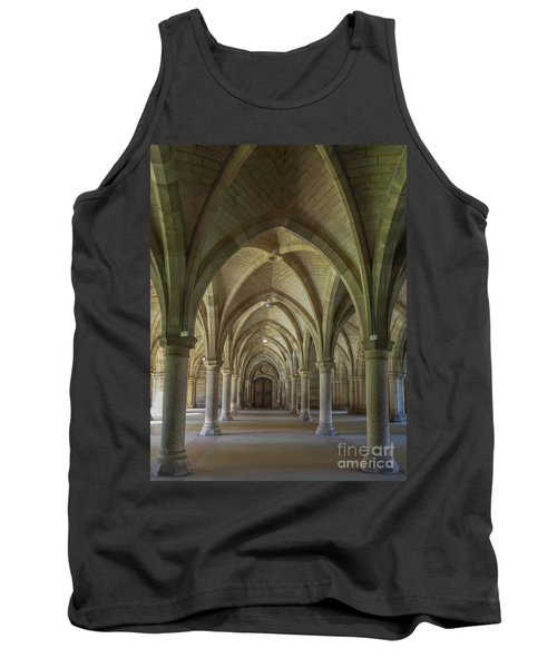Along The Cloisters Tank Top