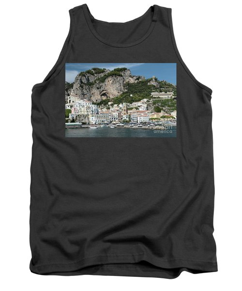 Amalfi Port Tank Top