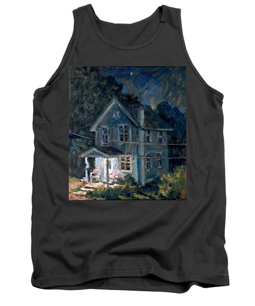American Front Porch Nocturne Tank Top