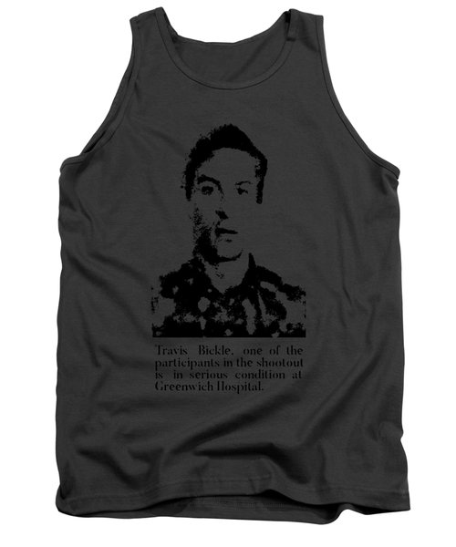 American Taxi Driver Tank Top