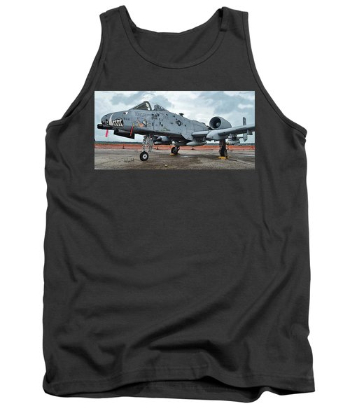Amy's Warthog Tank Top