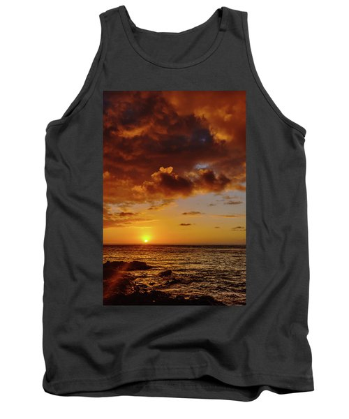 And Then The Sun Set Tank Top
