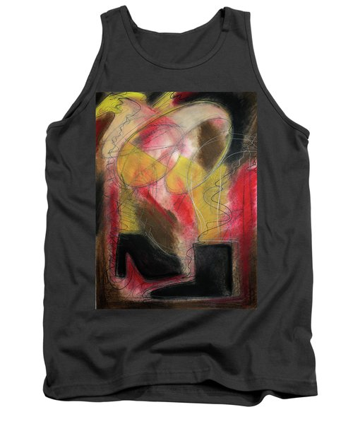 Angel At The Beach Tank Top