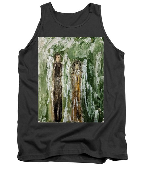 Angels For Support Tank Top