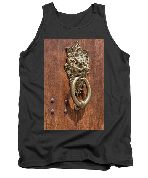 Angry Devil Of Venice Tank Top