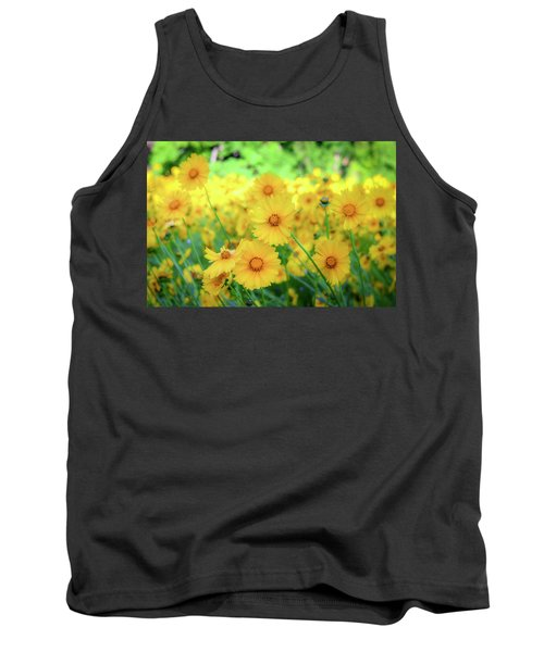 Another Glimpse, Pollinator Field Tank Top