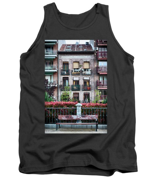 Apartments In Madrid Tank Top
