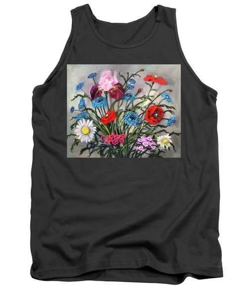 April, May, June Tank Top
