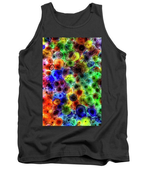 Art From Above Tank Top
