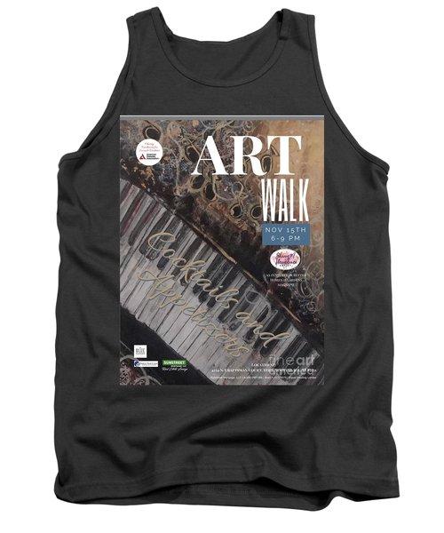 Artwalk Art Show Scottsdale  Tank Top